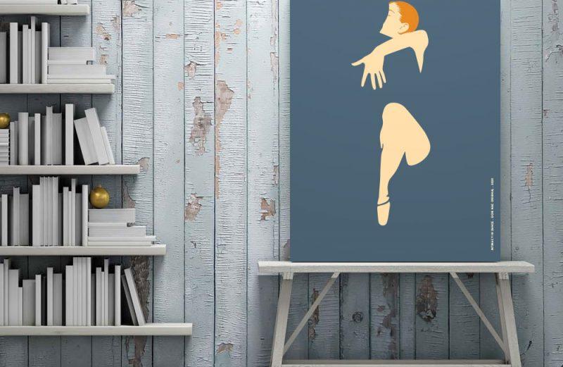 Intimacy in Dance - Bailamos Tango Art - Doni Mac