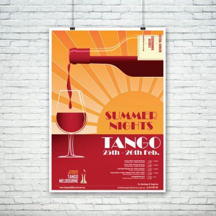 Summer Nights Tango