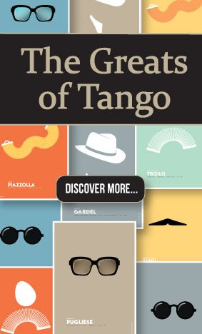 The Greats of Tango