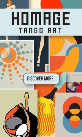 Homage Tango Art