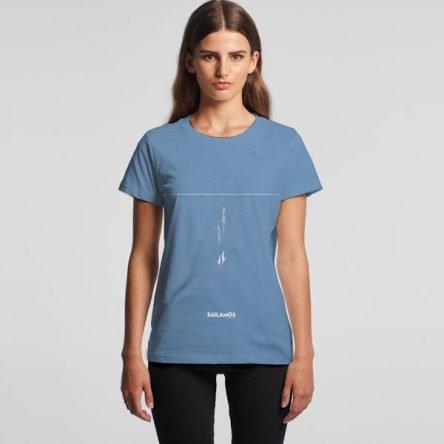 'Deep Dive' Women's Tango Tshirt